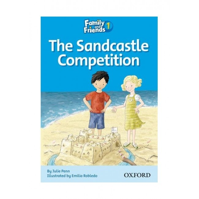 Family & Friends 1: Reader C: The Sandcastle Competition