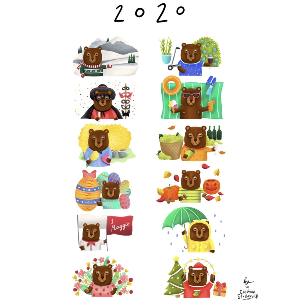 CALENDARIO 2020 (file digitale)
