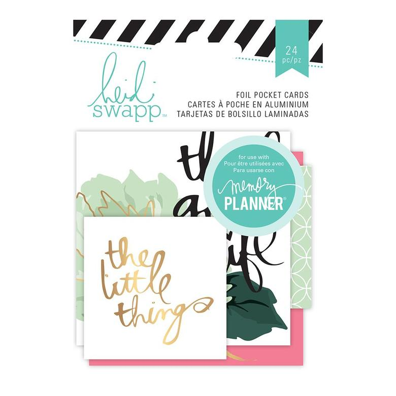 Набор карточек Heidi Swapp Hello Beautiful Embellishments  от Heidi Swapp