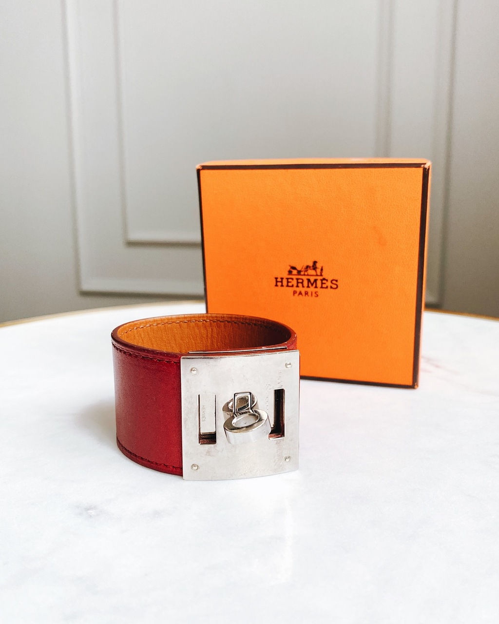 Браслет Hermès Kelly Dog