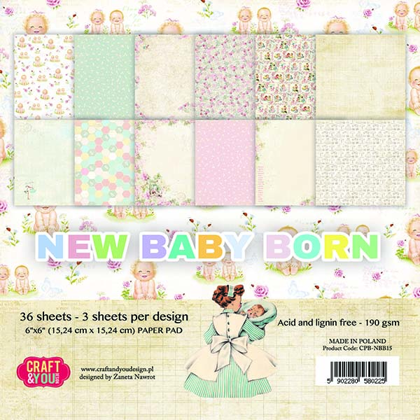 Craft & You,New baby born,15