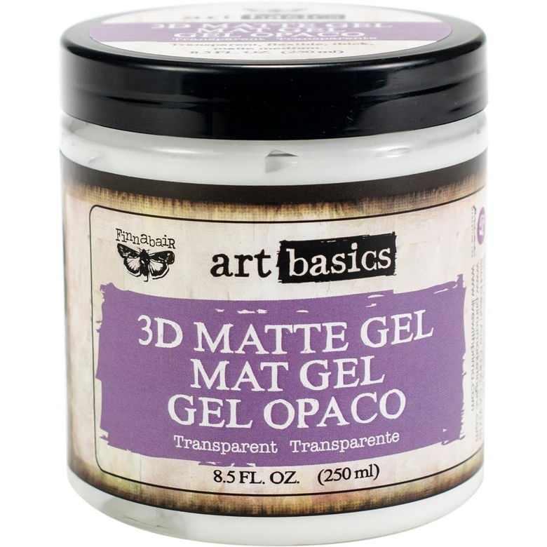 3D Matte Gel, Prima Marketing