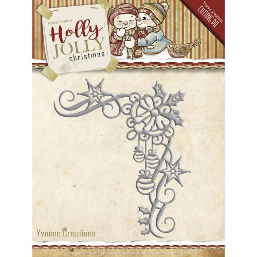 Нож Holly Jolly Die, Find It Trading Yvonne Creations
