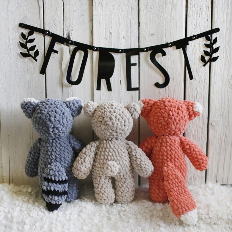 Forest Friend -  Bear