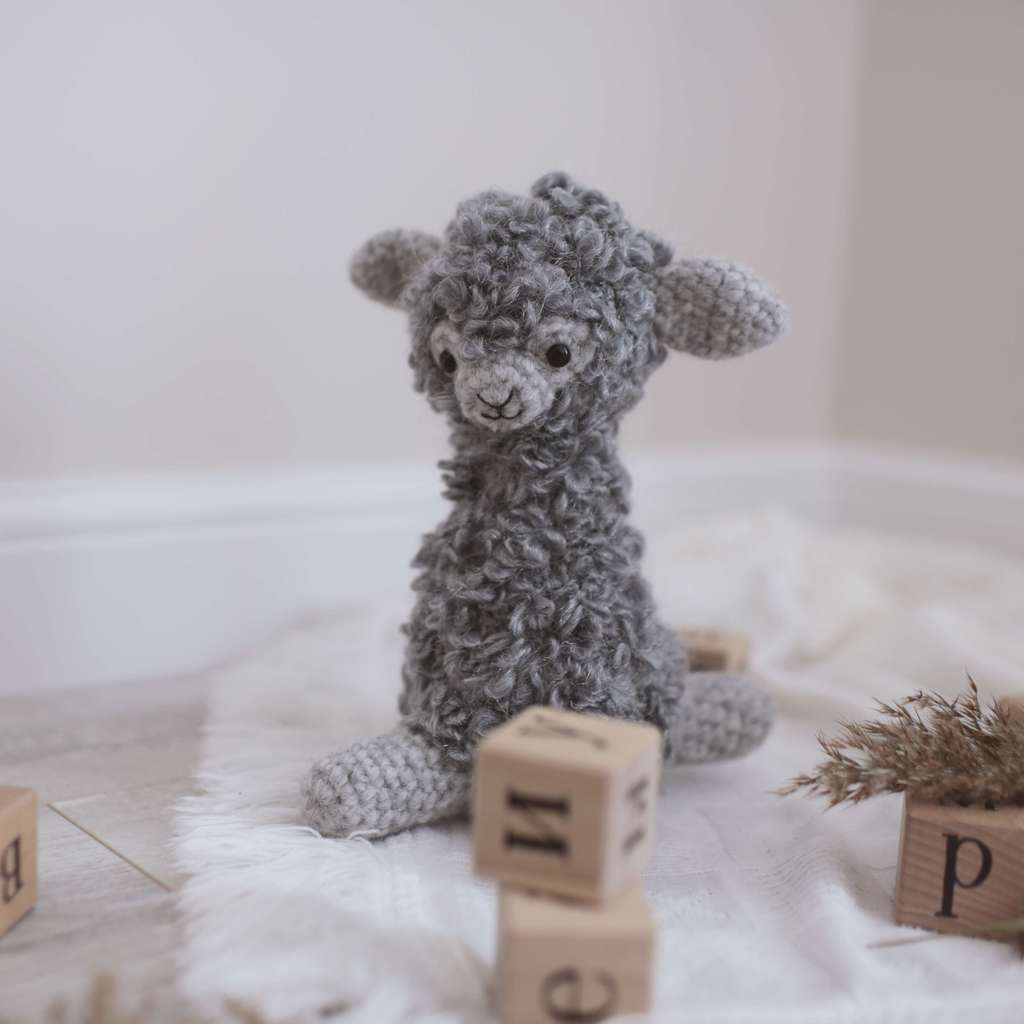 Alpaca New - Grey