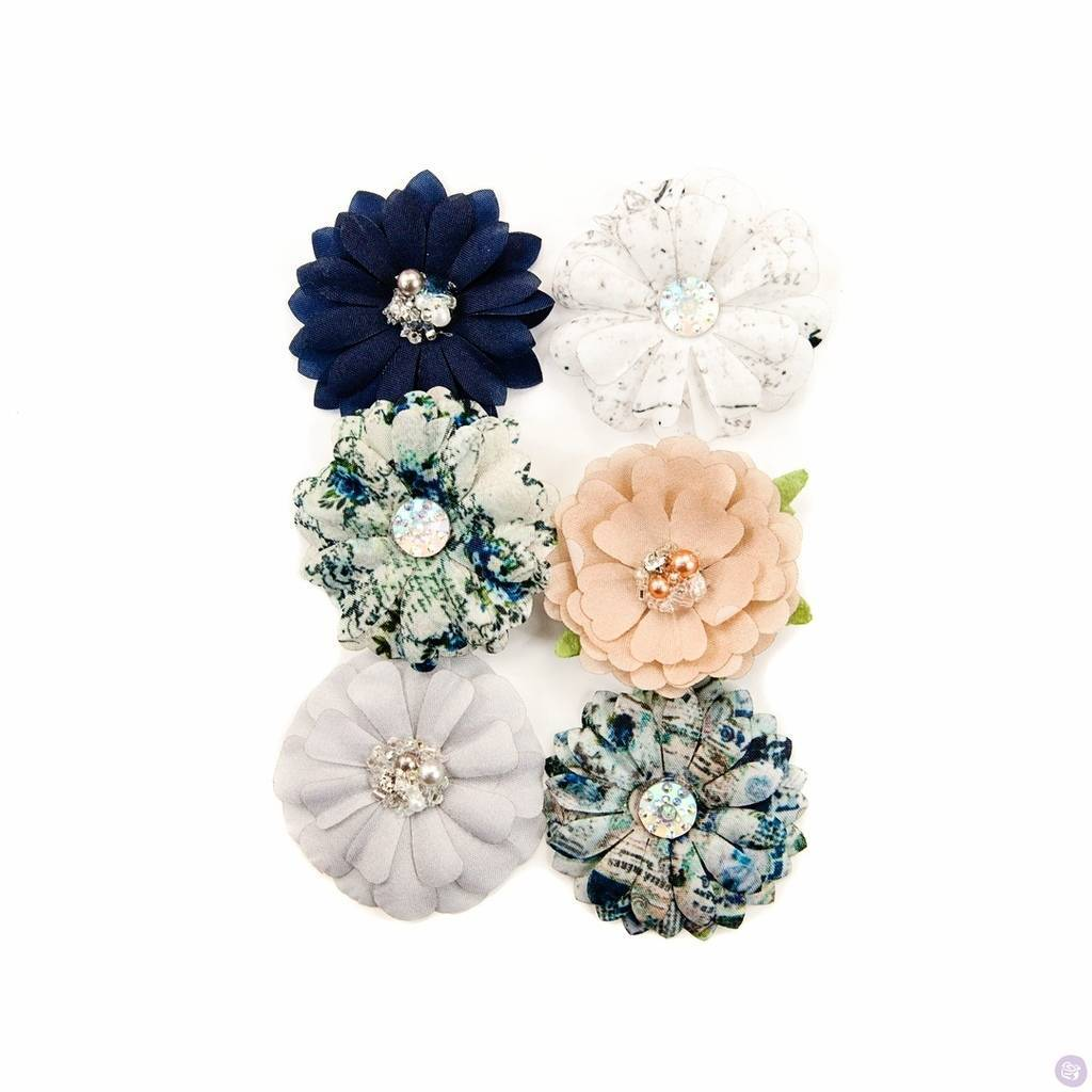 Georgia Blues Flowers - Item: 636647