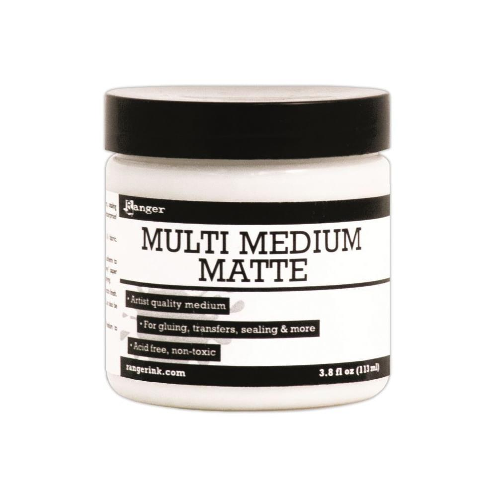 Multi Medium 3.8oz Matte