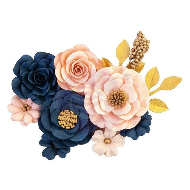 Prima Marketing Mulberry Paper Flowers Sorrento Coast/Capri, 647094