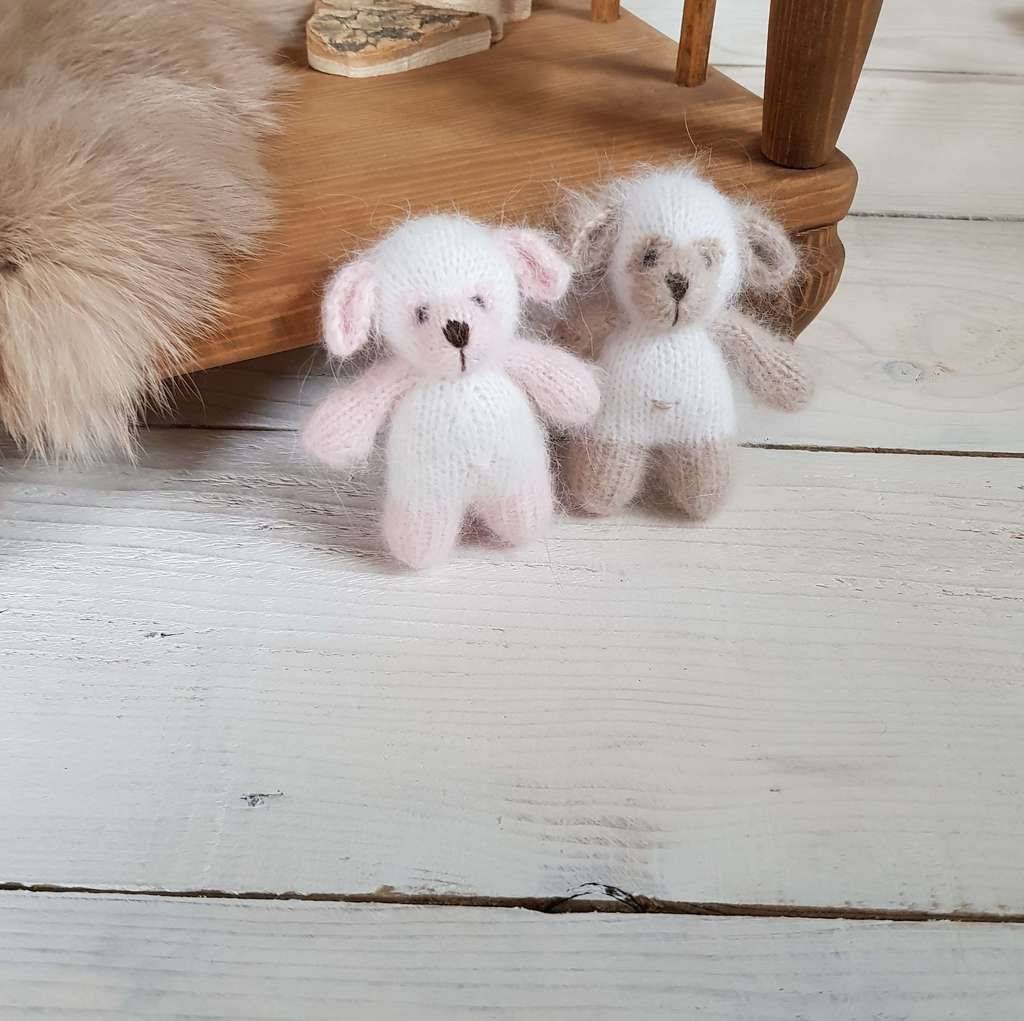 Plush toy Sheep 10cm