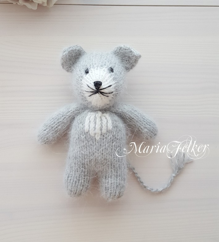 Plush toy Cat 15cm
