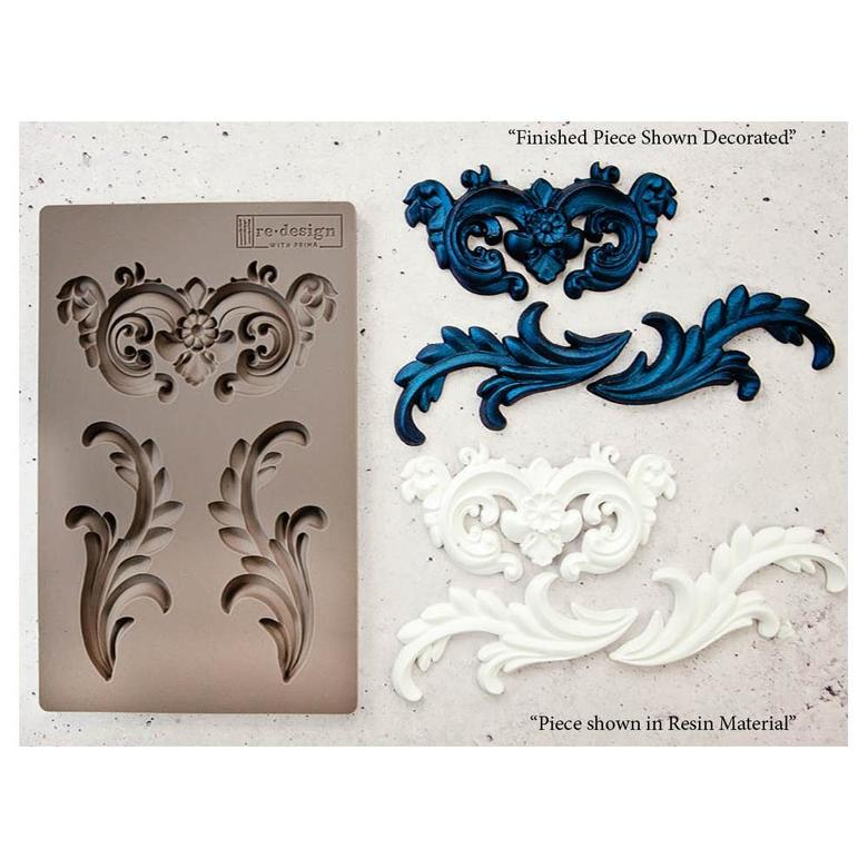 Молд Everleigh Flourish Prima Re-Design Decor Mould