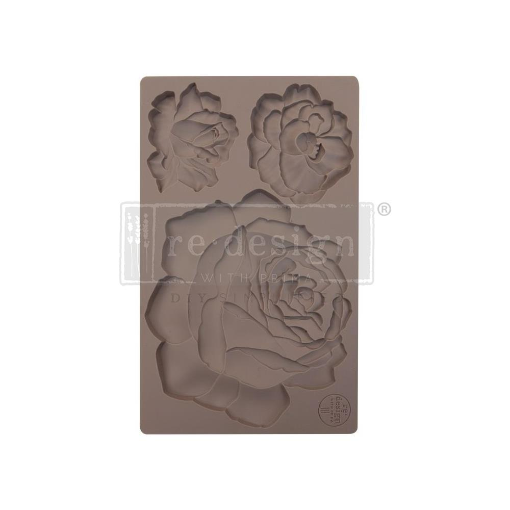 "Молд Etruscan Rose Prima Marketing Re-Design Mould 5""X8"""