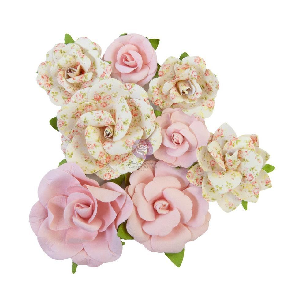 Цветы Friends Always/My Sweet Prima Marketing Mulberry Paper Flowers