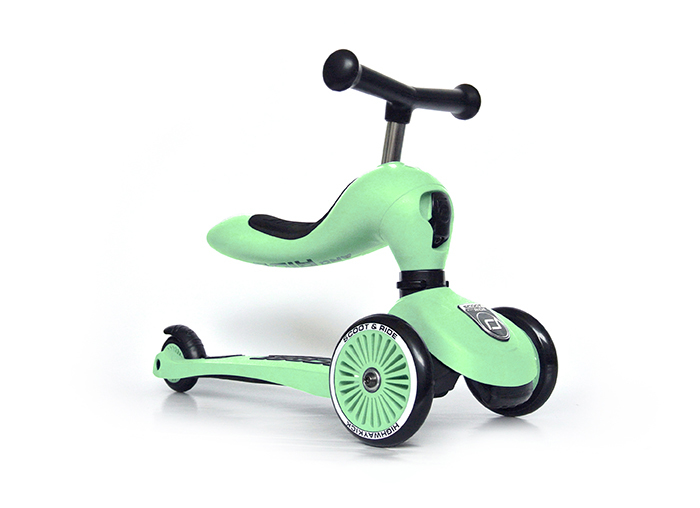 KIWI SCOOT & RIDE 1-5 YEARS