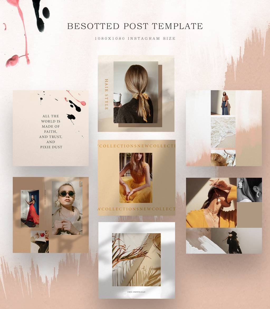 Besotted collection