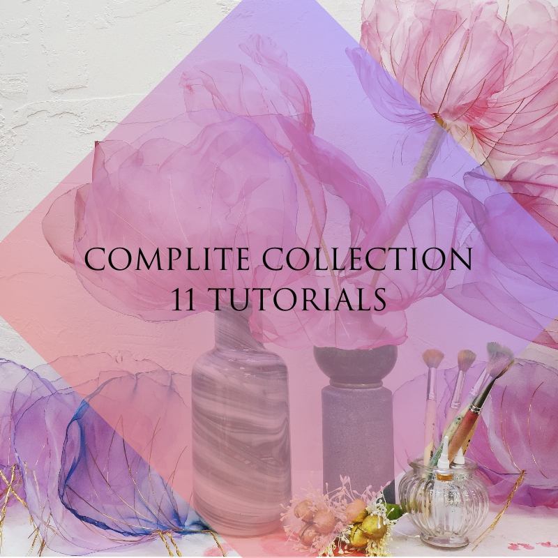 "Set of tutorials  11 Lessons ""The complite collection"". 2019"