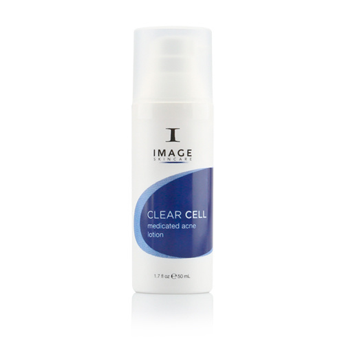 IMAGE Skincare CLEAR CELL medicated acne lotion - Эмульсия анти-акне