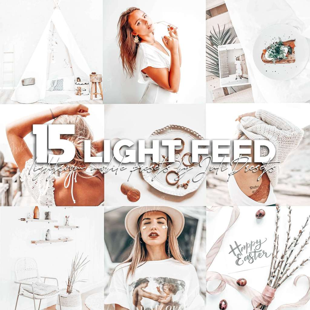 Presets 15 LIGHT FEED