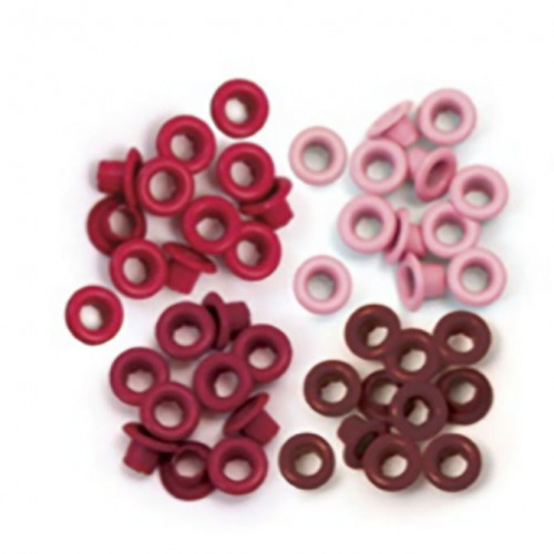 We R Eyelets Standard Red