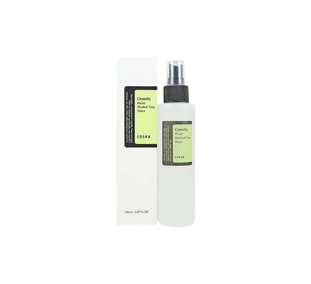 Тонер бесспиртовой Centella Water Alcohol-Free Toner