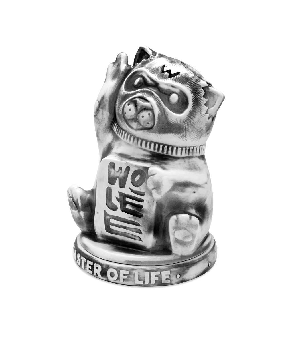 "INCENSE CHAMBER ""MASCOT"" / BLACK"