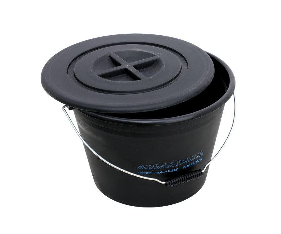 Flagman Armadale Bucket With Cover 25L