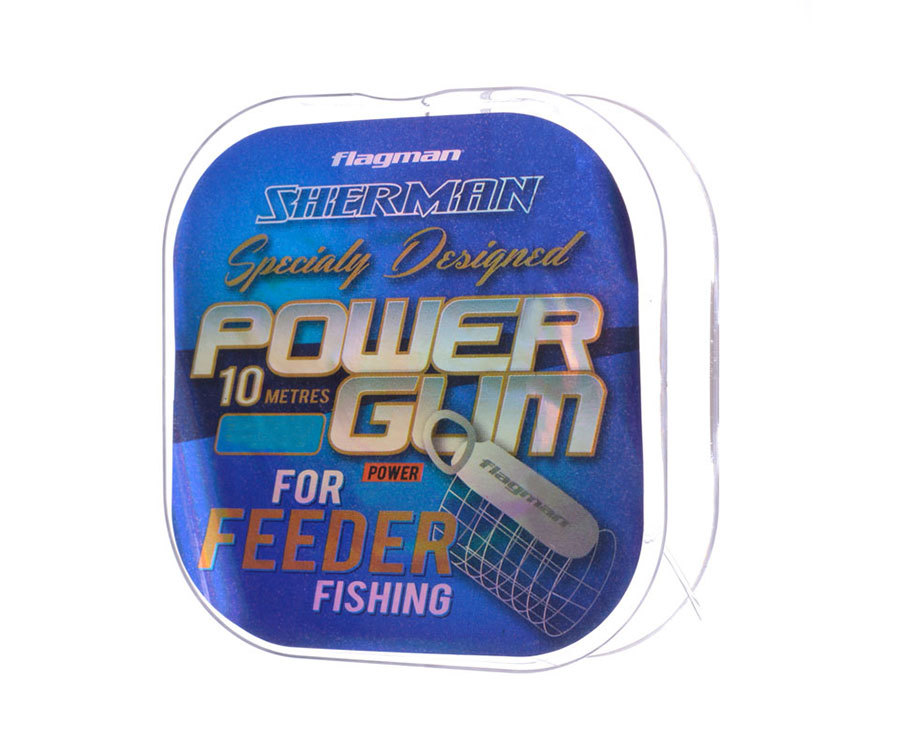 Flagman Feeder Gum Sherman 0,80mm