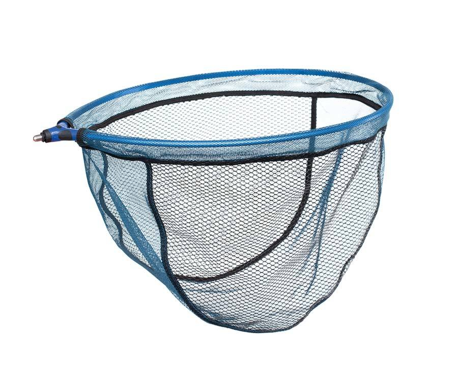 Flagman Rubber Net Head Two Colors 50x40cm