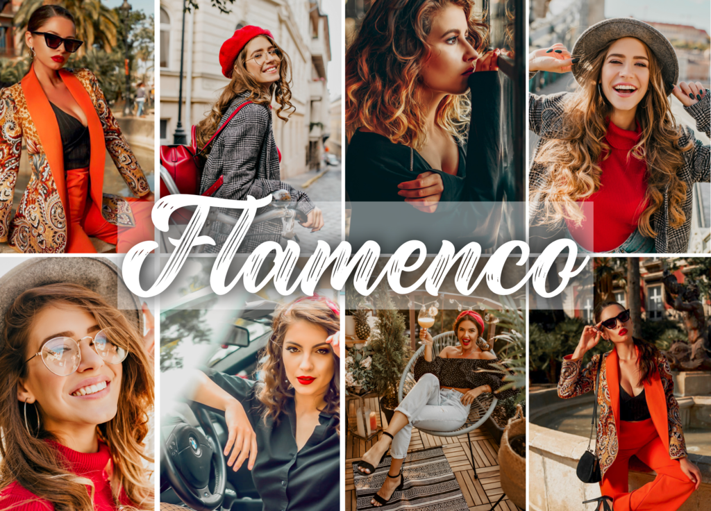 Пресет для Lightroom FLAMENCO