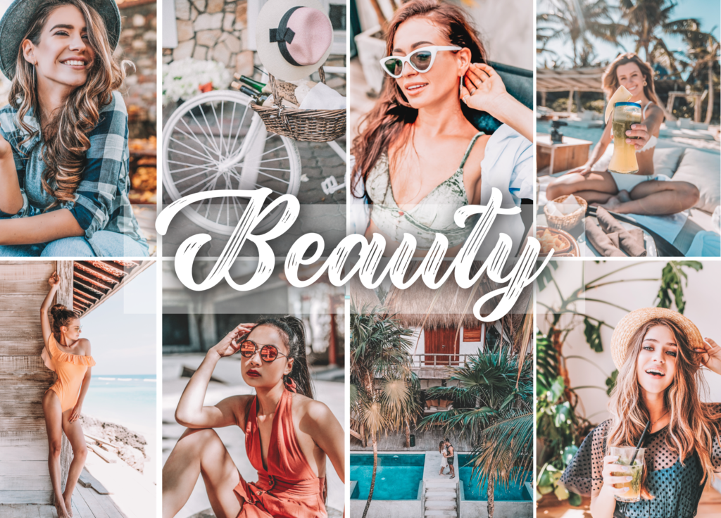 Пресет для Lightroom BEAUTY