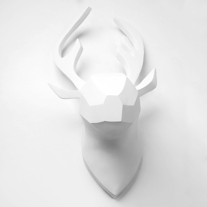 Deer. Sculpture