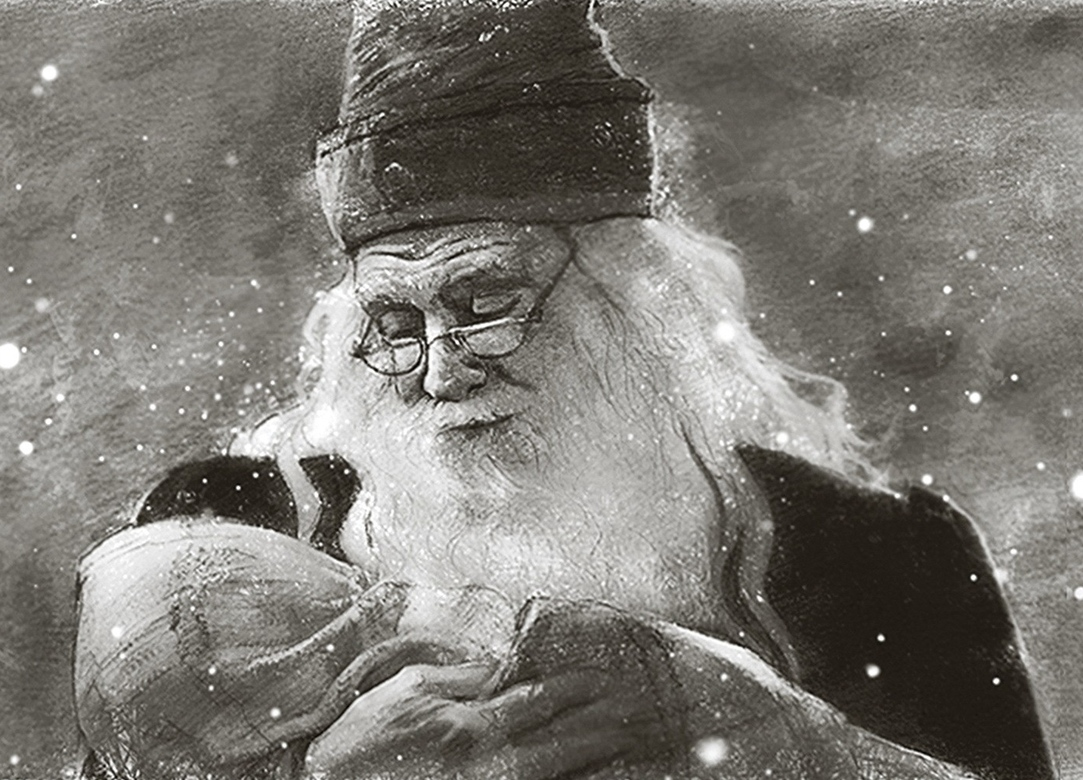 % «Albus and baby Harry»