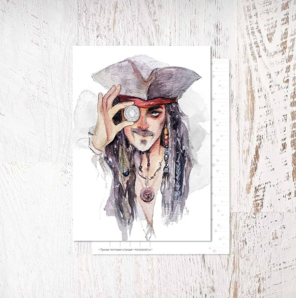 «Captain Jack Sparrow»
