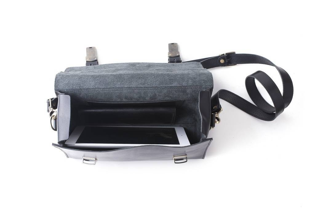 Сумка Shoulder bag long Black