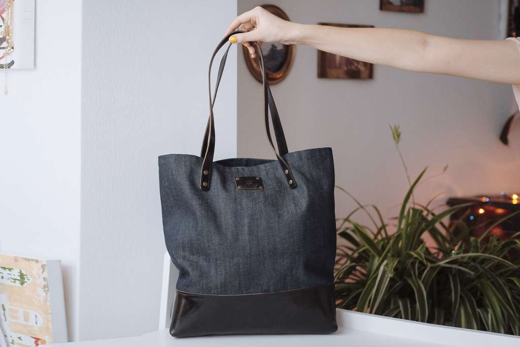 Сумка Shopper bag Black