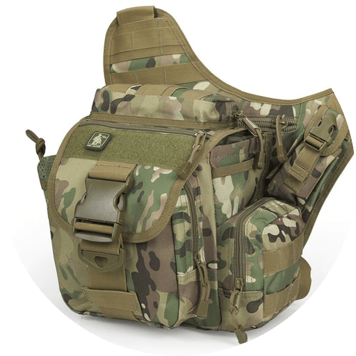 Тактическая сумка Mr.Martin Tactical Shoulder Bag, multicam