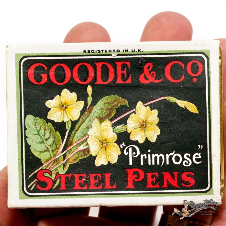 GOODE &Co Primrose N. 222 EF Bronze
