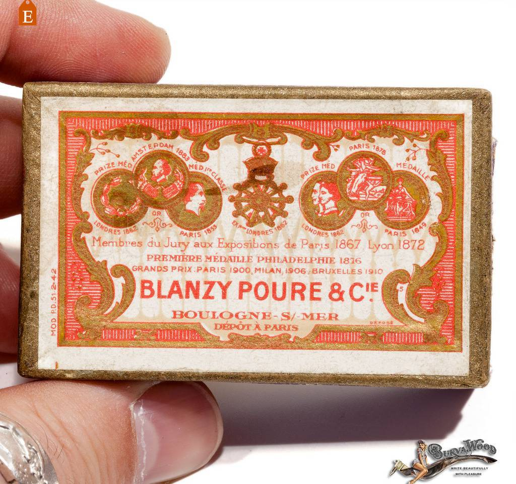 Blanzy Poure Co. NADIA n.801