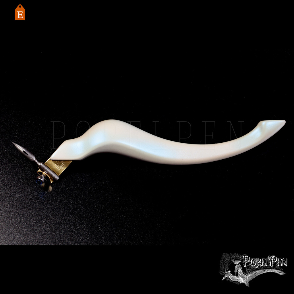 PREORDER PEARL Chameleon Obliquepenholde Blue Yellow
