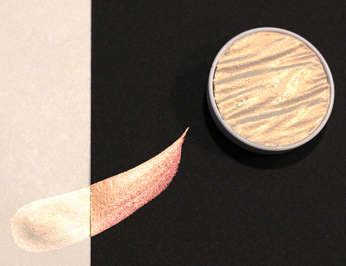 Finetec M003_Copper Pearl (Shimmer)