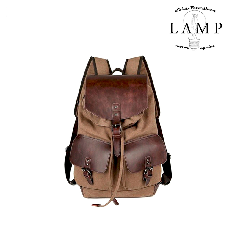 Camp Leather Bag 3240