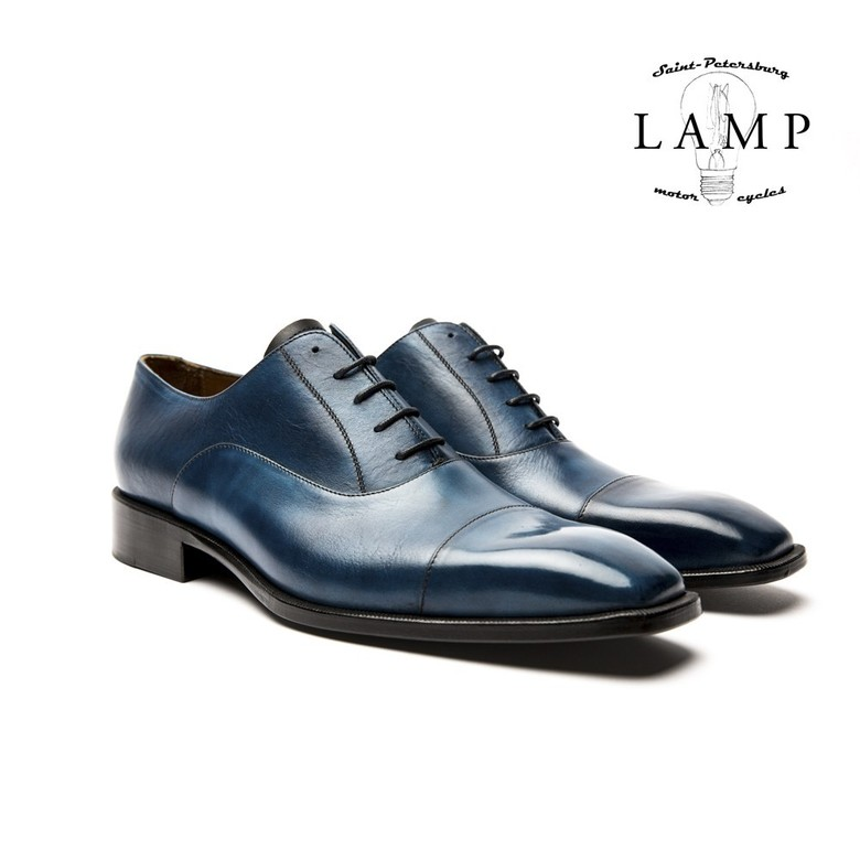 OXFORDS BLUE