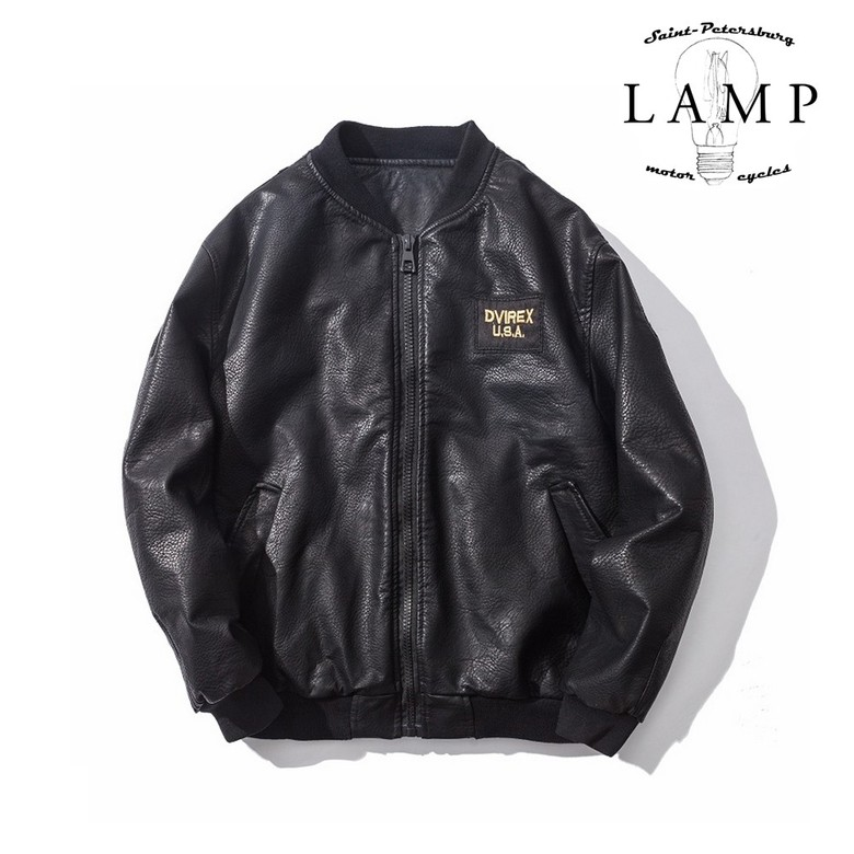 Leather bomber 71361