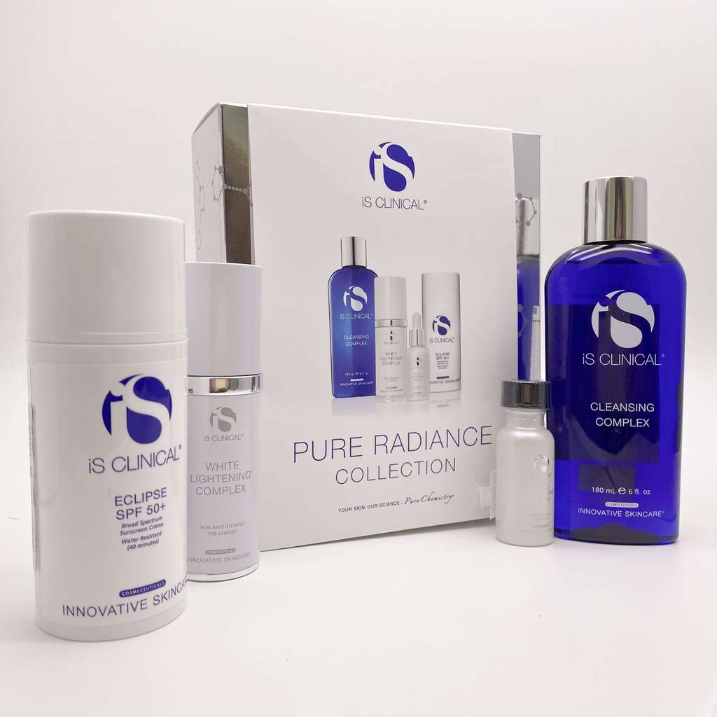 Is Clinical Pure Radiance Collection Набор для осветляющего ухода 4 средства