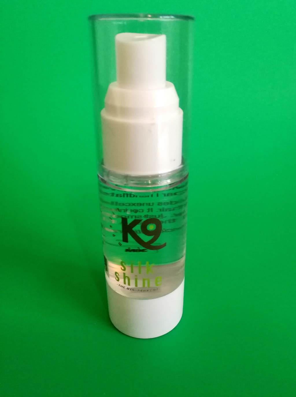 K9 Competition Silk Shine Spray