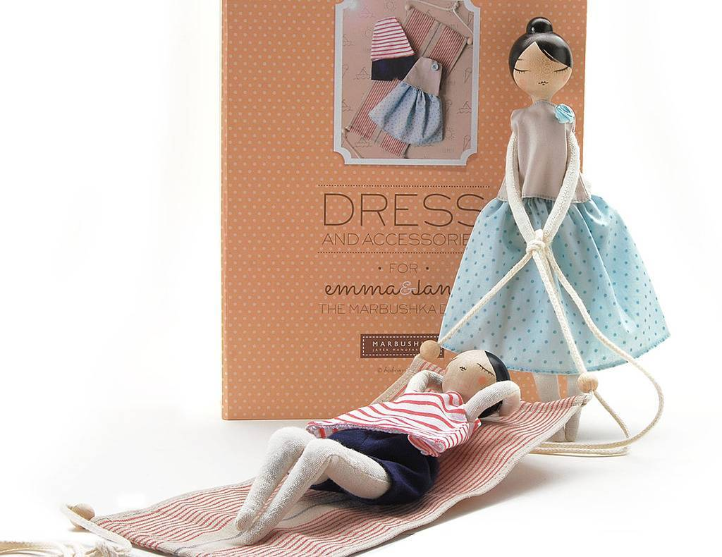 SUMMER SETS (doll not included)