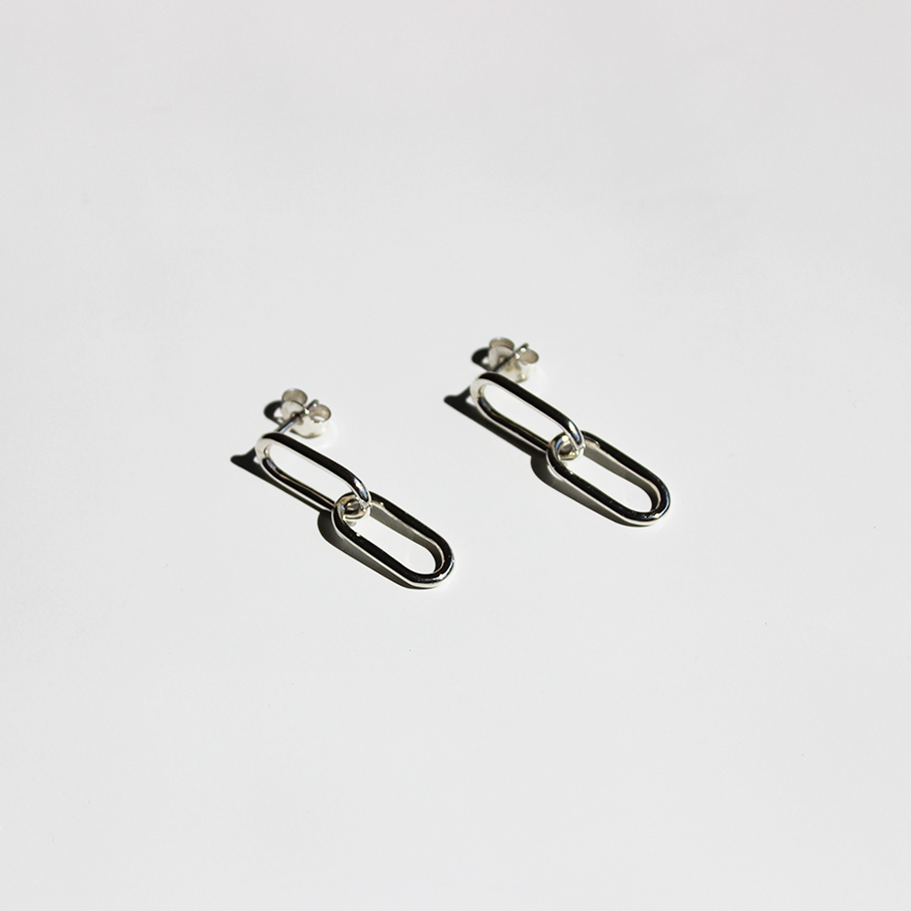 Link soft earring (large)