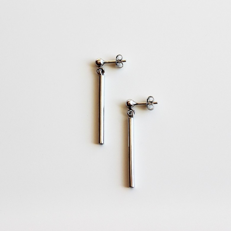Dote-tube-earrings