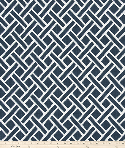 OUTDOOR FABRIC - EASTWOOD OXFORD LUXE POLYESTER