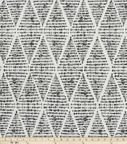 OUTDOOR FABRIC - FOSTER MATTE LUXE POLYESTER